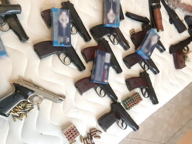 акция групировка оръжия англия