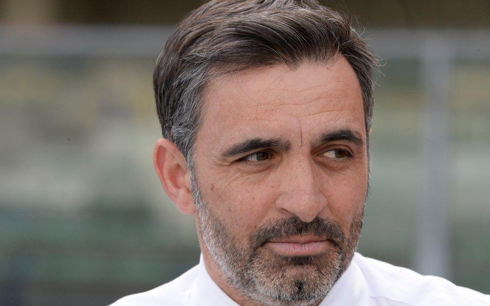 Треньорът на една от юношеските формации на Ювентус – Фабио