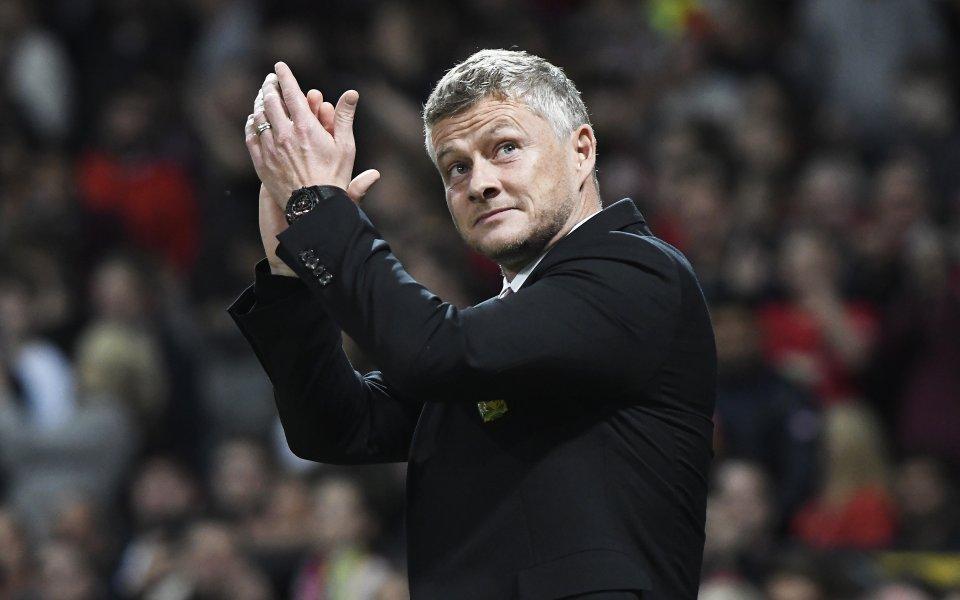 Мениджърът на Манчестър Юнайтед Оле Гунар Сослкяер защити решението на