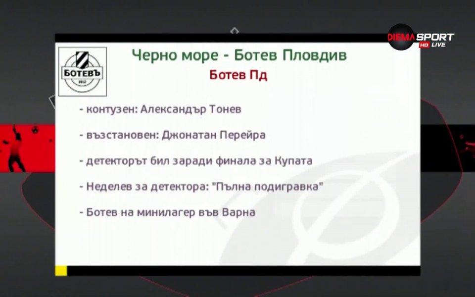 Шампионатът в efbet Лига достигна 10-ия кръг, а негово начало