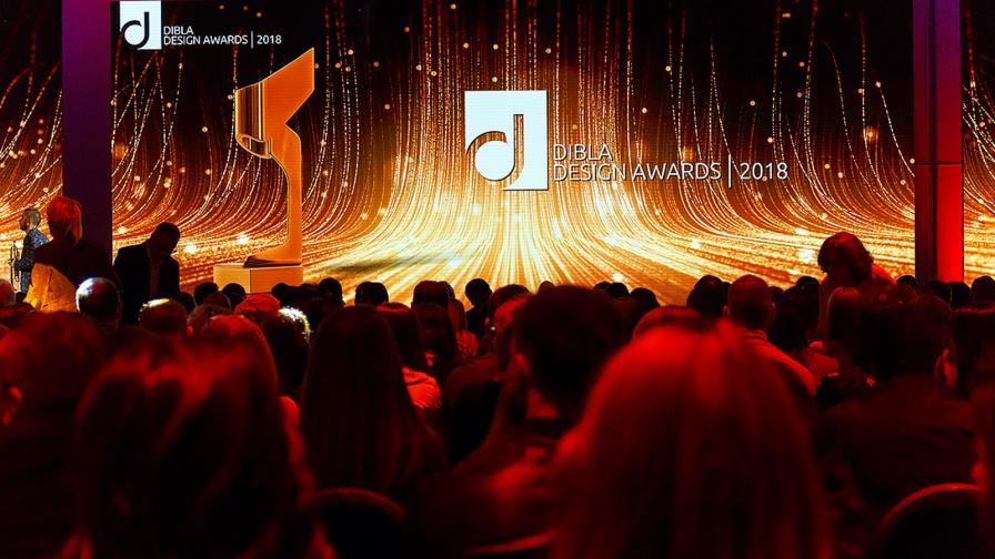 Dibla Design Awards през 2018г