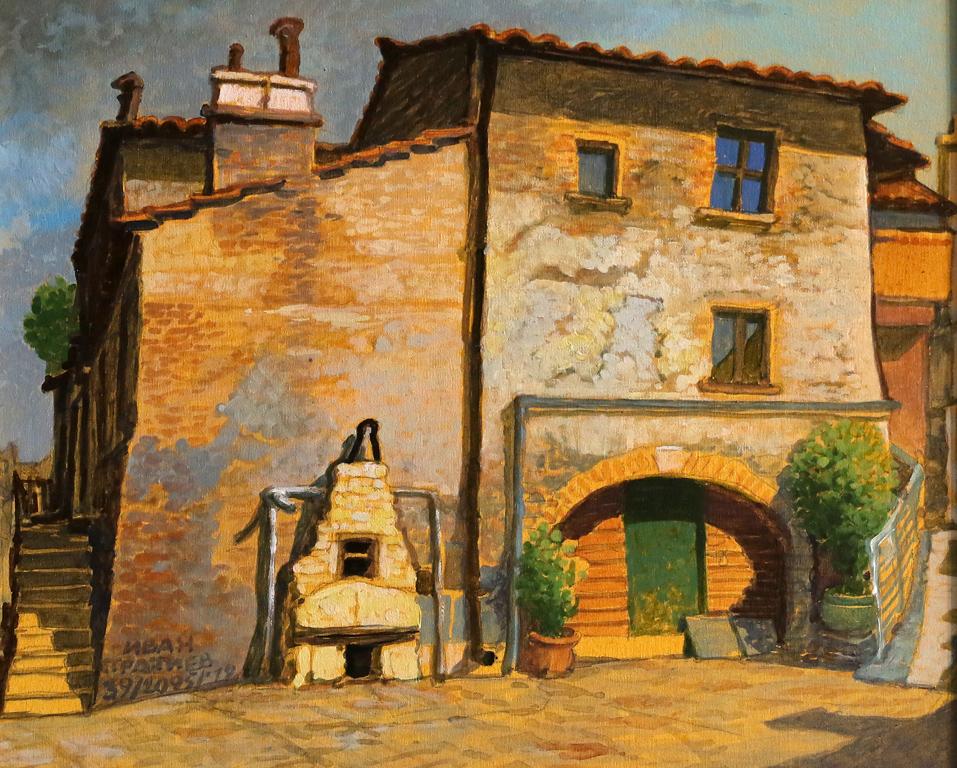 <p>Къща от Италия</p>