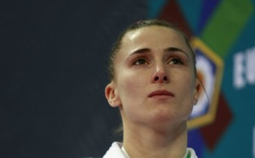 Ивелина Илиева се класира на финала по джудо в Ташкент