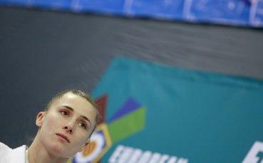 Ивелина Илиева със сребро от Гран При на Ташкент