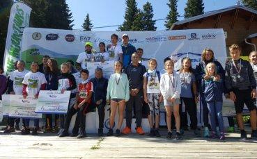 Маринела Нинева спечели с рекорд Витоша моята планина 2019