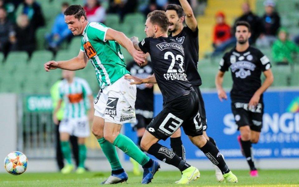 Футболист №1 на България Кирил Десподов игра 81 минути при