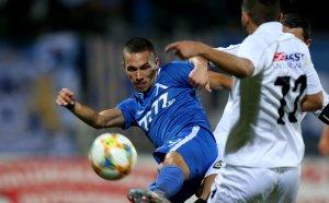 Французи хвърлиха око на нападател на Левски