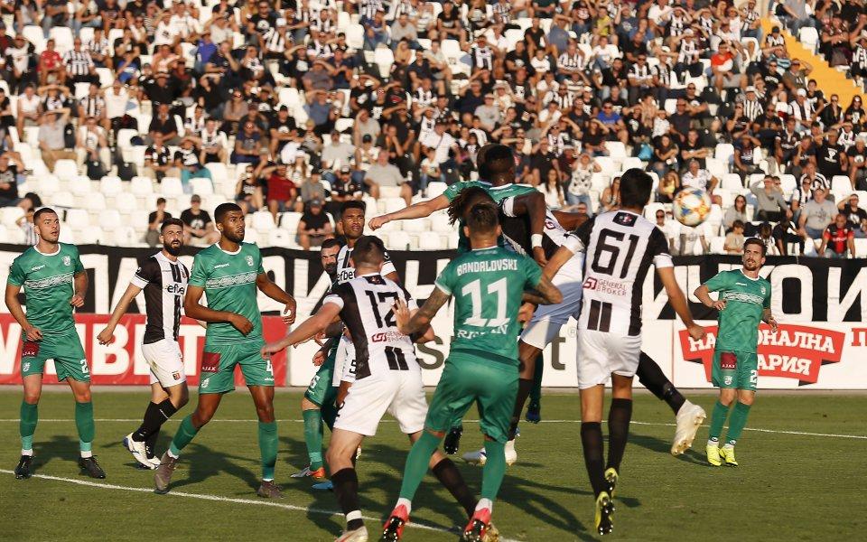 Отборът на Локомотив Пловдив разгромиБерое с 3:0 в един от