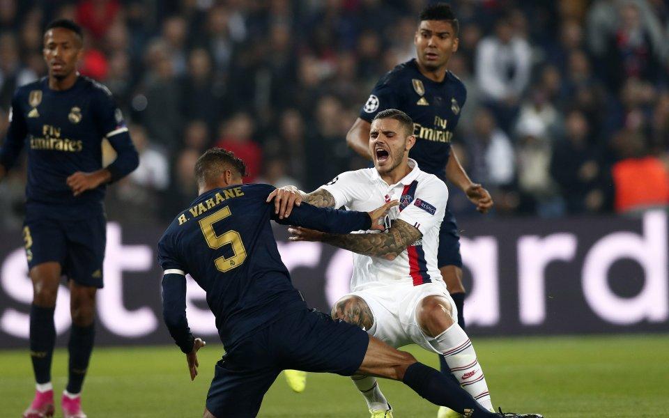 Нападателят Мауро Икарди отправи словесна атака срещу доскорошния си клуб