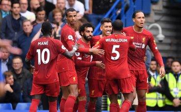 Ливърпул се сдобива с най-крупния спонсор във Висшата лига