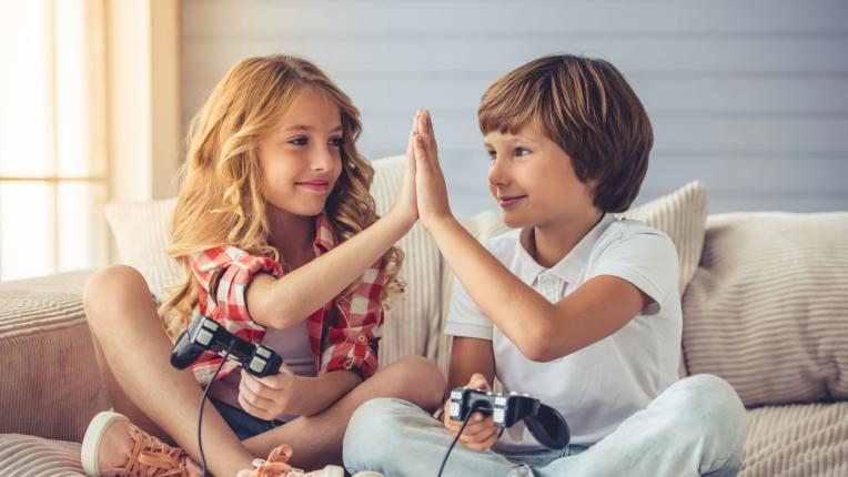 8 начина, по които видео игрите помагат за развитието на децата
