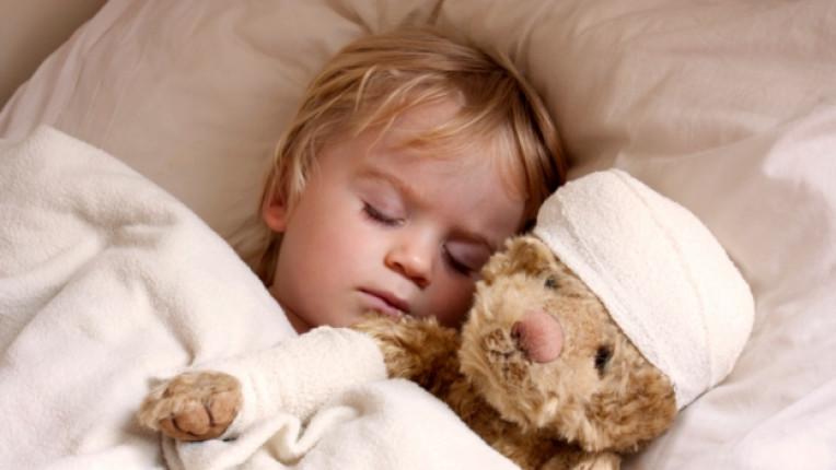 грип дете болест