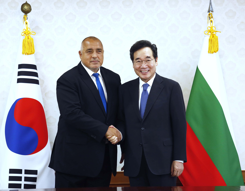 Премиерите на България и Република Южна Корея подписаха Меморандум за разбирателство и сътрудничество в областта на енергетиката