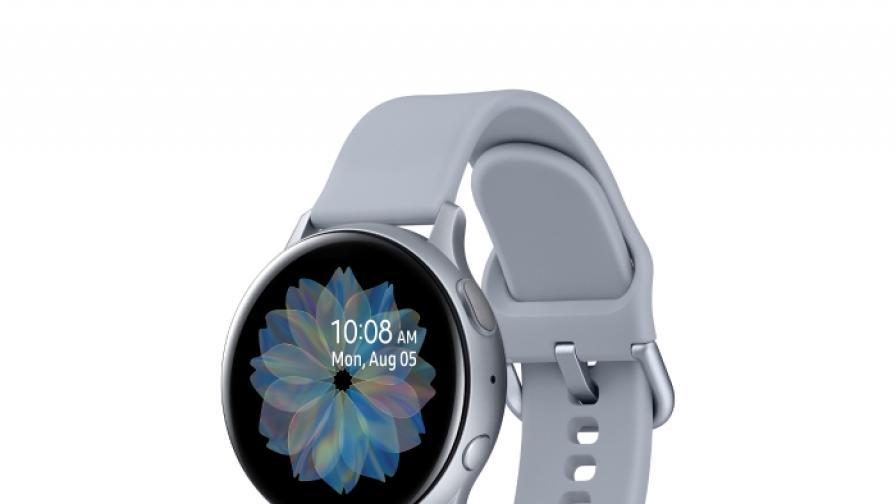 Samsung Galaxy Watch Active2 разгръща потенциала на умните часовници