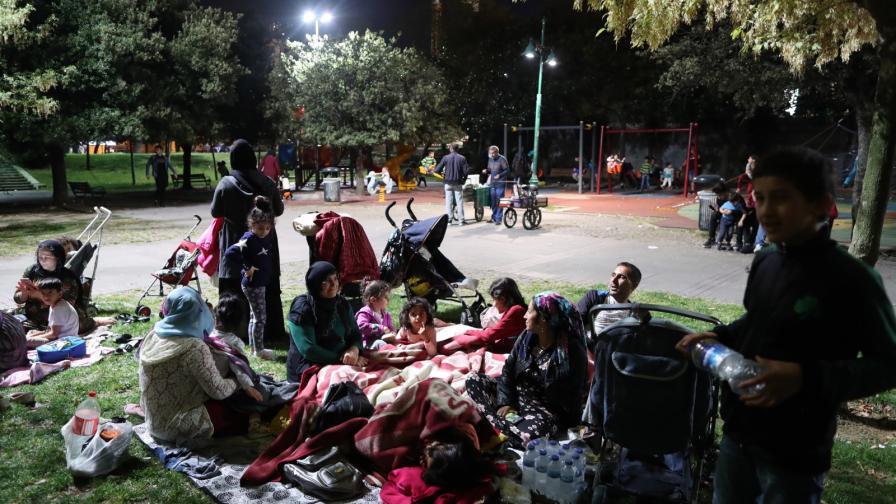 Разказ от Истанбул: Страх от нов катастрофален трус