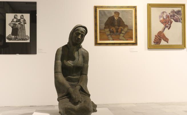 """""""И в кротък унес чака тя…"""": Иван Лазаров и българското изкуство от началото на ХХ век"""