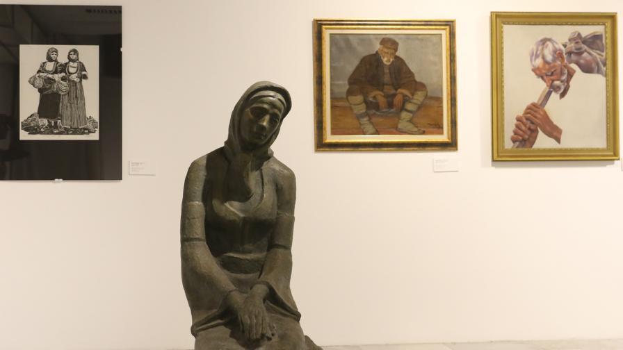 <p><strong>&bdquo;И в кротък унес чака тя&hellip;&ldquo;</strong>: Иван Лазаров и българското изкуство от миналия век</p>