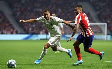 За да играе за Белгия, Азар трябва да играе за Реал, смята Мартинес