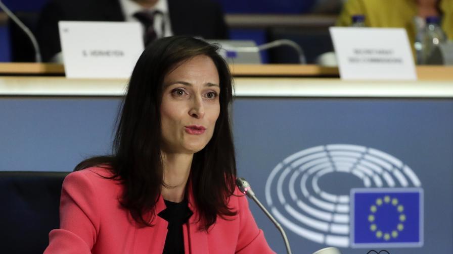 Мария Габриел е одобрена за еврокомисар