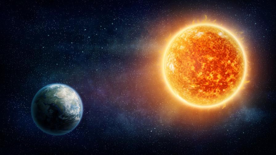 """<p>Какво ще се случи със Земята, когато <span style=""""color:#ffbc00;""""><strong>Слънцето умре?</strong></span></p>"""