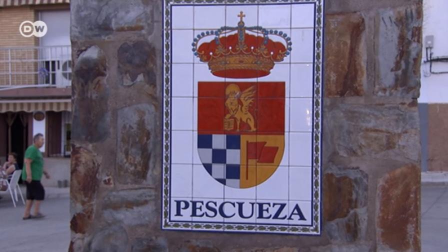 Пескуеса, Испания