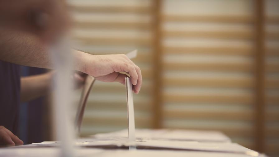 """""""Галъп"""" с последни данни за изборите"""