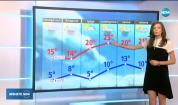 Прогноза за времето (07.10.2019 - обедна емисия)