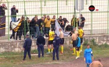 Ботев Пловдив стигна дъното във Враца