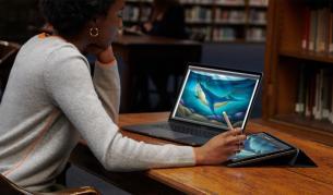 Как да почистим дисплея на лаптоп
