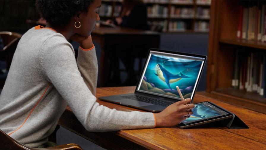 Apple macOS Catalina с възможност да използва iPad като безжичен втори монитор