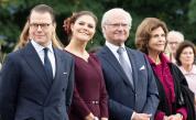 Кралят на Швеция отстрани петима от внуците си от кралския дом