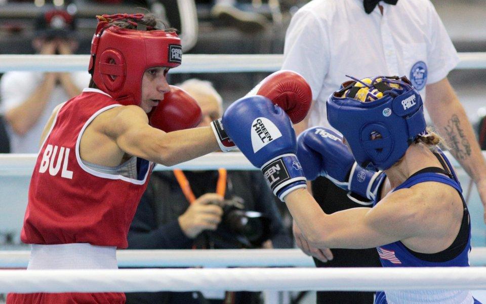 Загуба за Габриела Димитрова на световното по бокс