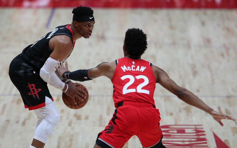 Сиакам отбеляза 34 точки, а Торонто продължи победната си серия и срещу Минесота