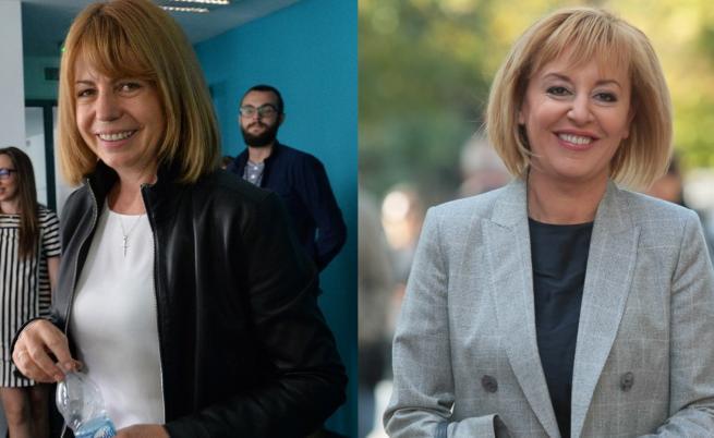 """""""Алфа Рисърч"""": Кой води в битката за София"""