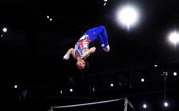 Димитър Димитров се класира за финала за земя на Европейското първенство по спортна гимнастика в Базел