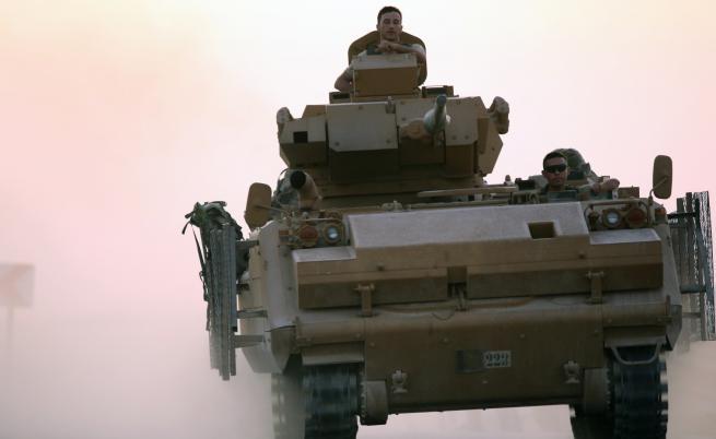 Скандал: Американски части под турски огън в Сирия