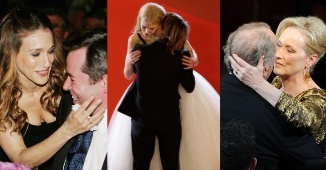 Снимка: 15 любовни истории от Холивуд, които ни разчувстваха
