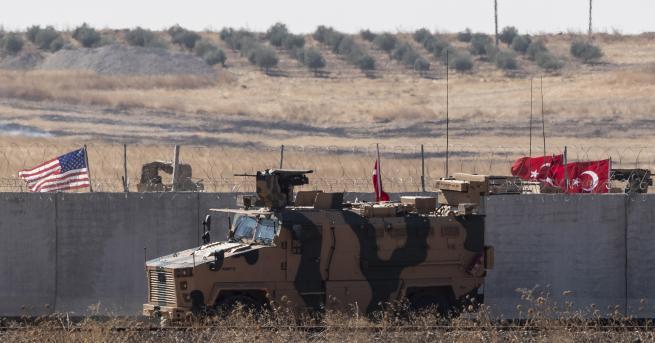 Свят САЩ предадоха кюрдите, победата е за Русия Тръмп остави