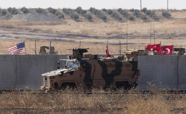 САЩ предадоха кюрдите, победата е за Русия