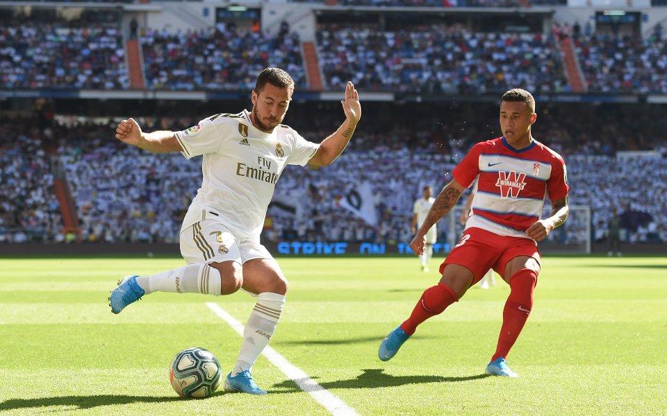 Треньорският щаб на Реал Мадрид продължава да иска Азар да