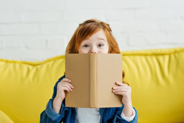 книга дете четене