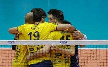 Тодор Алексиев: Изпълняваме плана си да спечелим всичко, което можем