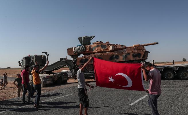 Турция: Не прекратяване, временно примирие в Сирия