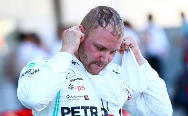 Ботас ще стартира първи за Гран При на Австрия във Формула 1