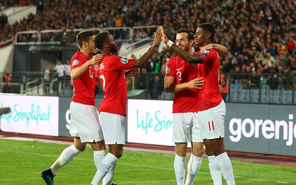 Англия загрява с Австрия и Румъния  за Евро 2020