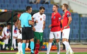 """УЕФА погна и нас, и Англия след мача на """"Васил Левски"""""""