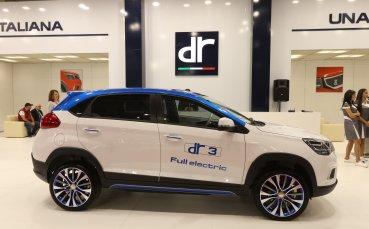 DR - едно италианско приключение на Автомобилен салон София 2019