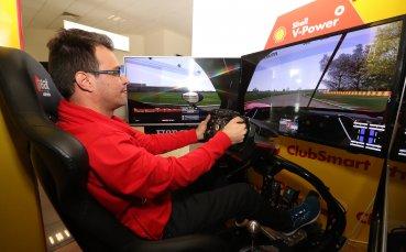 Покарай болид от Формула 1 на Автосалон София 2019