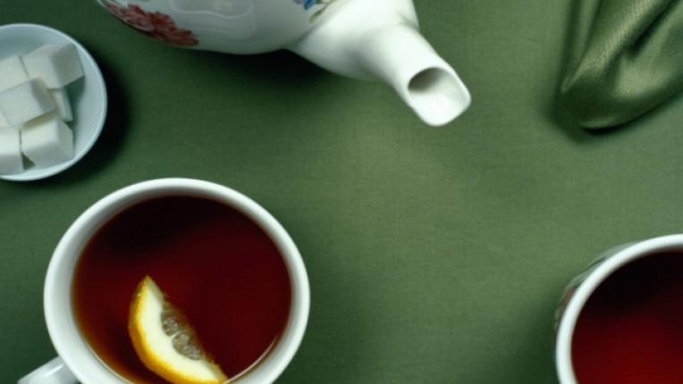 черен чай инсулт билки превантивни мерки холестерол