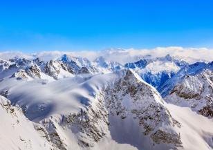 Швейцарските ледници се топят неудържимо